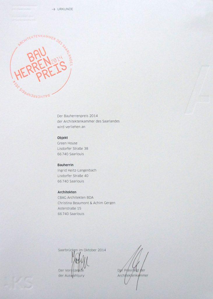 Cbag Architekten cbag studio architekten bda saarlouis berlin